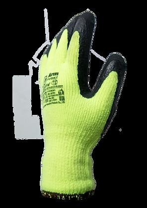 6300W. Acrylic Warm Glove with Latex MicroFinish Grip