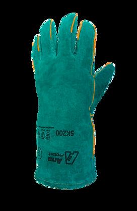SK200. Welding split leather gloves