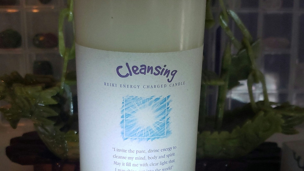"""Cleansing 3""""6"""""""