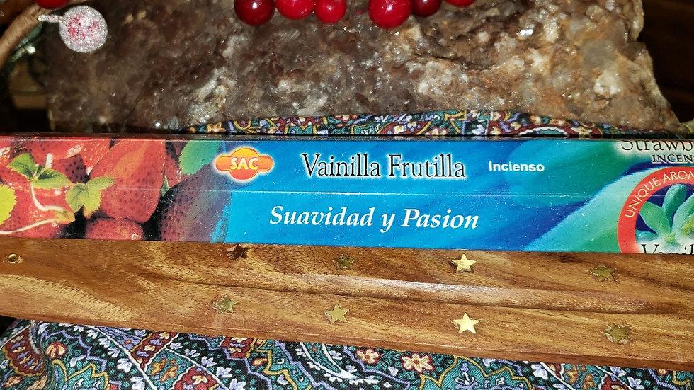 Vanilla Fruitilla Incense