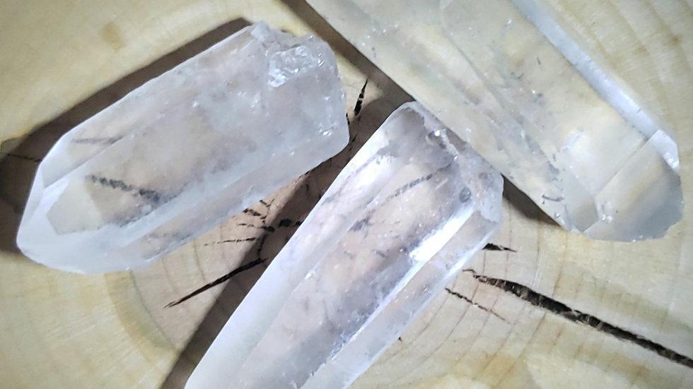 Lemurian Seed Crystal pt