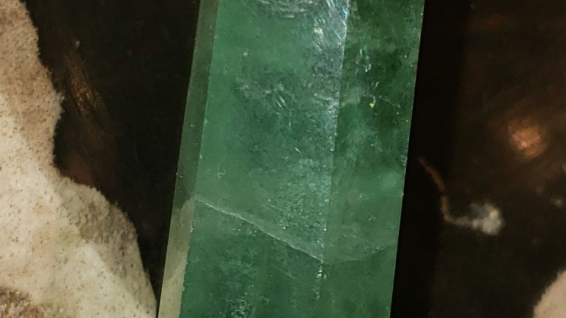 Green Flourite tower 22