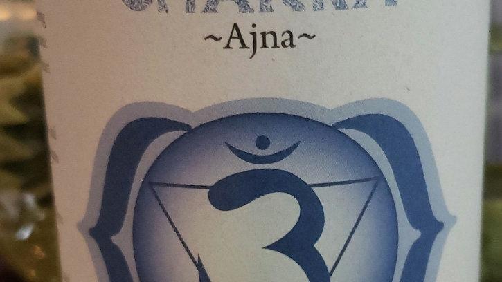 "Third Eye Chakra Pillar 3""x6"" Candle"
