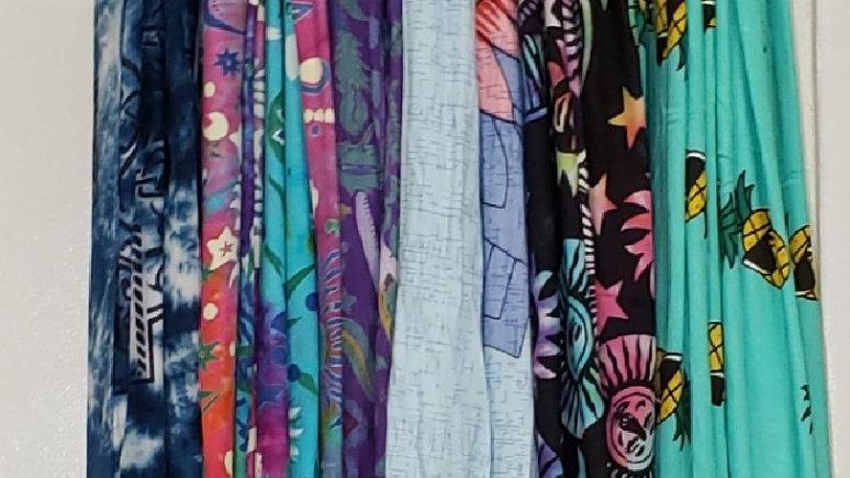 Spiral Tie Dye Sarong