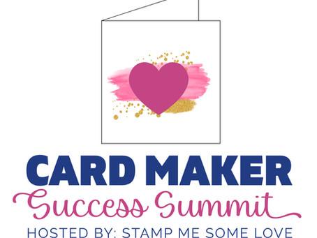 Card Maker Success Summit FREE Event