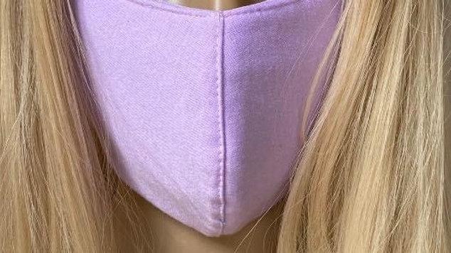 Purple pink Mask