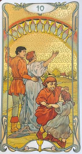 30min Tarot Reading Awakening Artist
