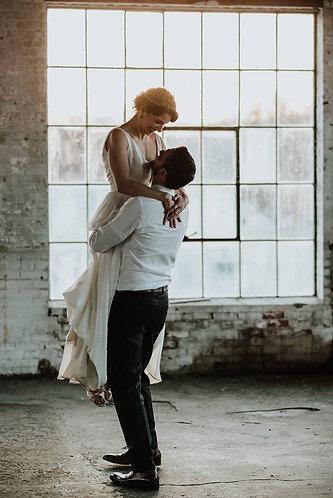 1hr Online Wedding Dance Lesson