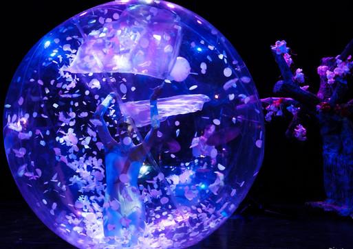 Danseuse bulle