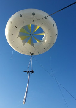 Ballon trapéziste