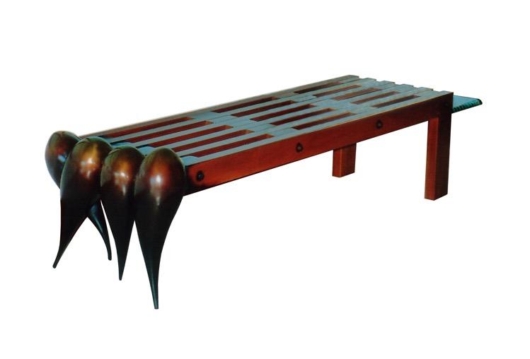 Anemone Bench