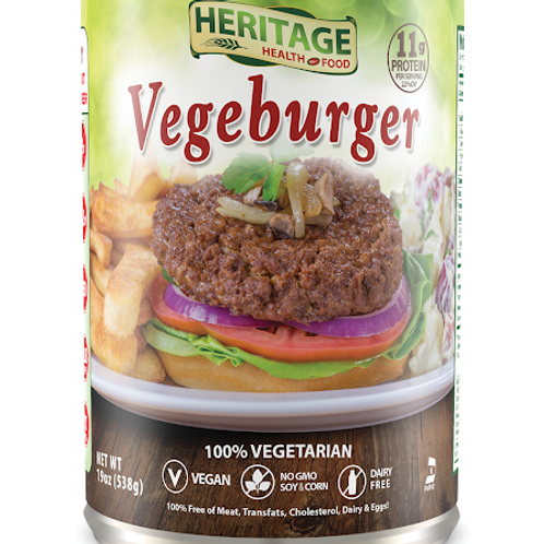 VegeBurger - Heritage