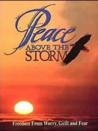 Peace Above the Storm (Eng & Span)