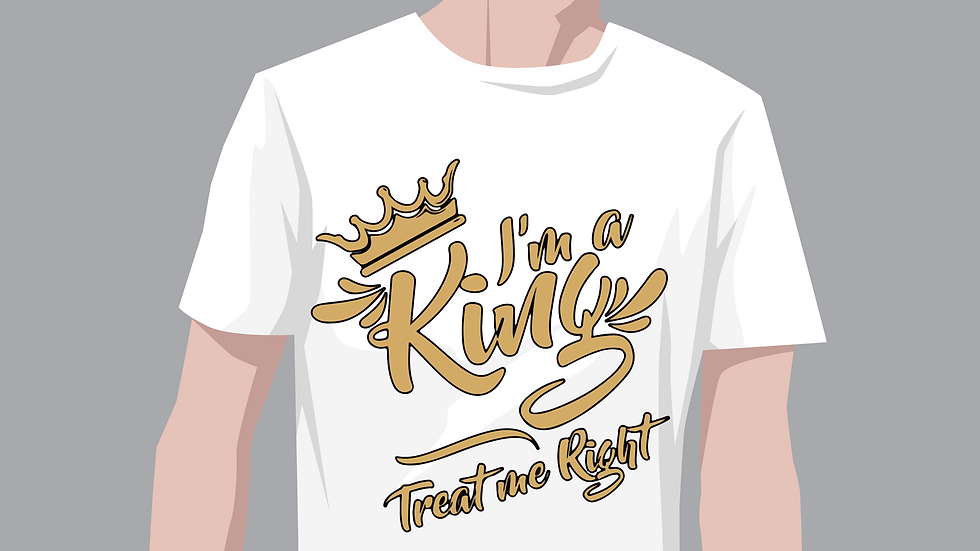 I'm A King T-Shirt