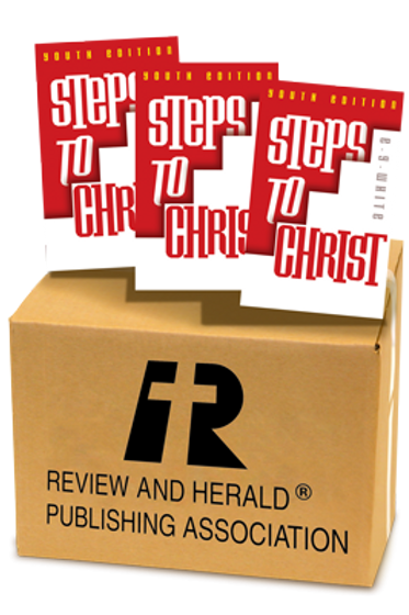 Steps to Christ (Box of 100)