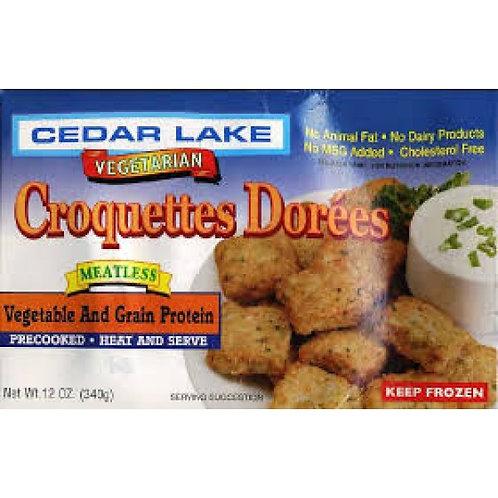 Croquette Dorees