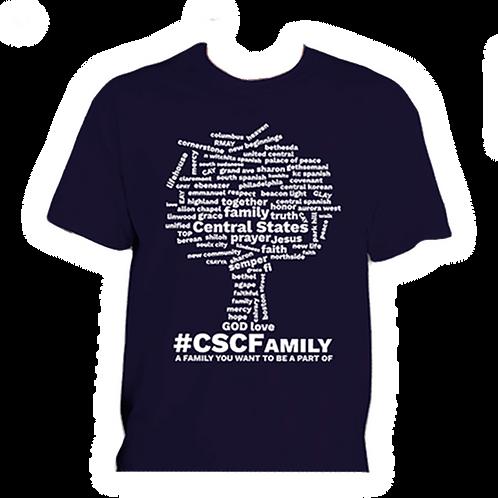 #CSCFamily T-Shirt