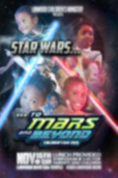 Mars & Beyond