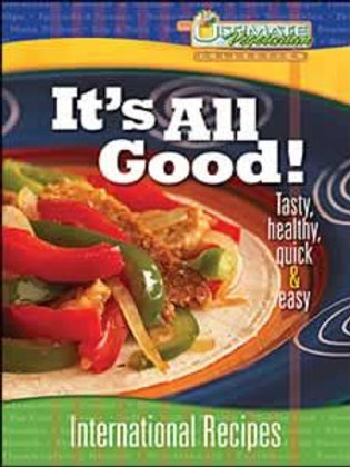 Its All Good Cookbook