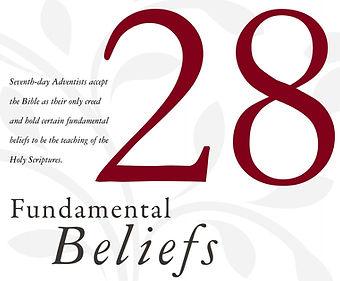 28 Fundamental Beliefs