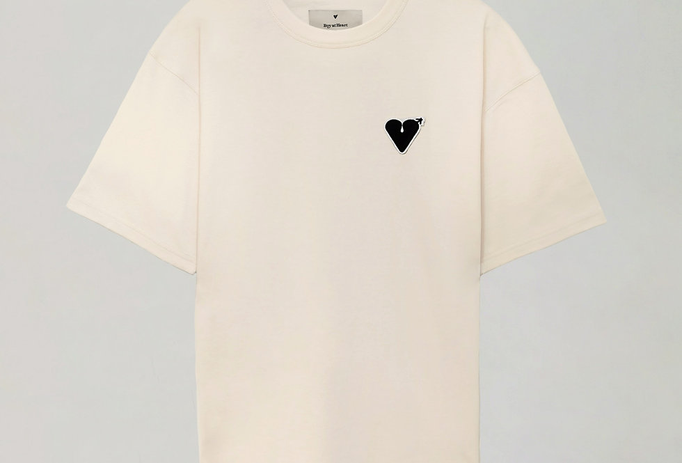 Chenille Embroided Logo Crew