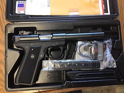 Ruger MK 3 22:45 $400.jpg