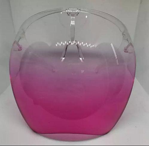 Pink ombré FaceShield