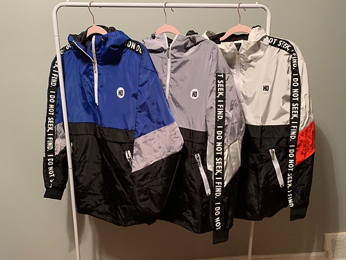 Men's HD PULLOVER WINDBREAKER