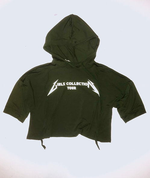 Cropped Hooded Set (Girlz Collection Tour)