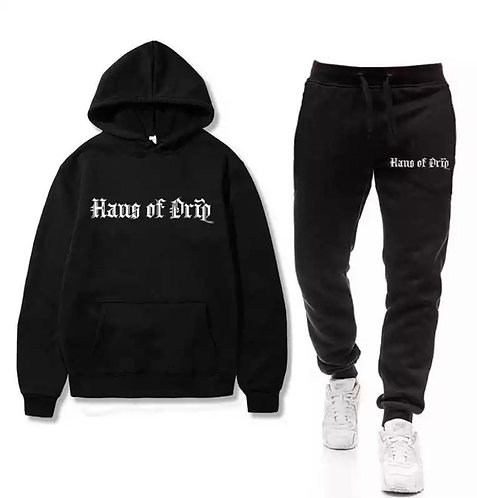 HAUS OF DRIP Sweatsuit Set