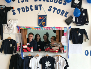 ISN Bulldogs School Store