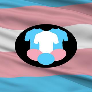 TGTH trans flag