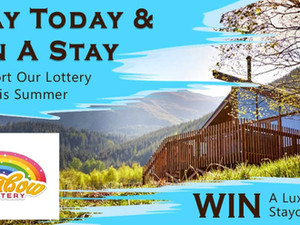 Win!!! A vaca. To a luxury Forest