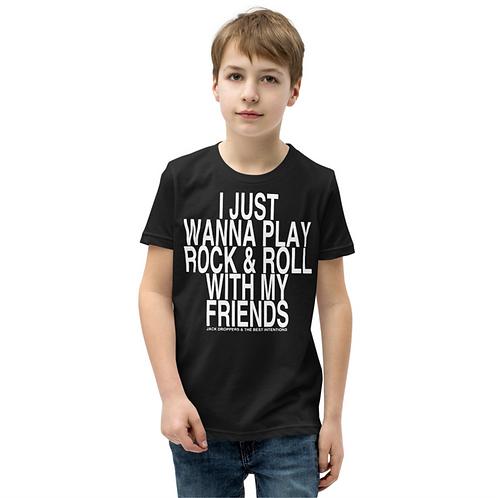 Kid's Rock & Roll T-Shirt