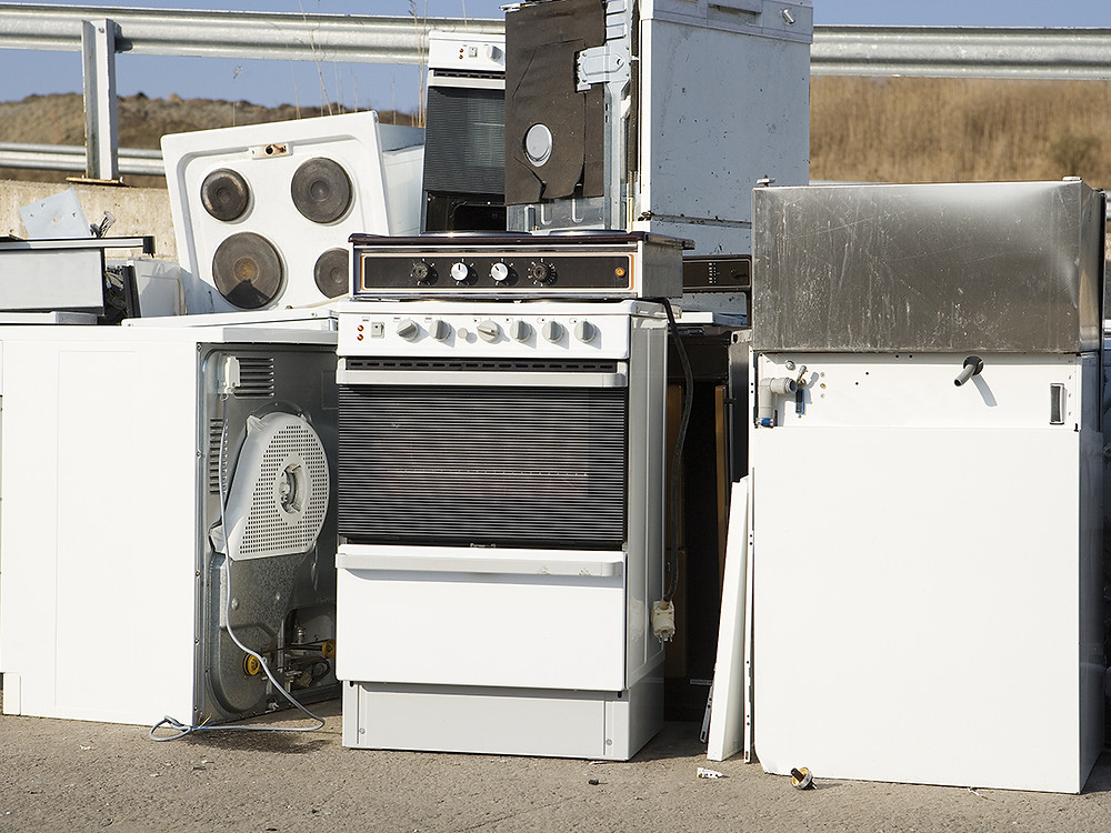 We like to make use of used appliances and give them a few extra years service.