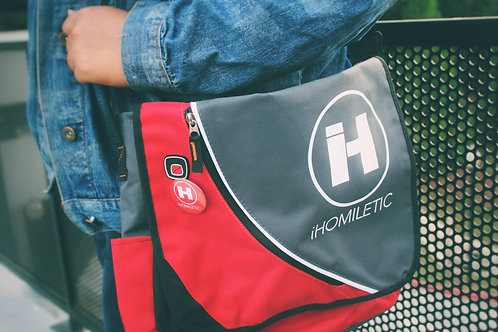 iHOMILETIC MESSENGER BAG