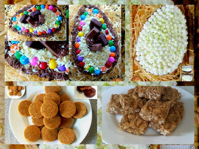 Sobremesas para a Páscoa!!!