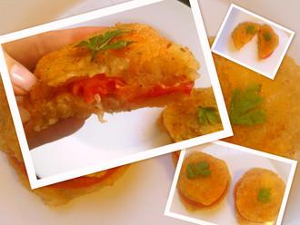 Sanduíche de Queijo Marguerita