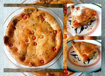 Torta de Queijo Frescal