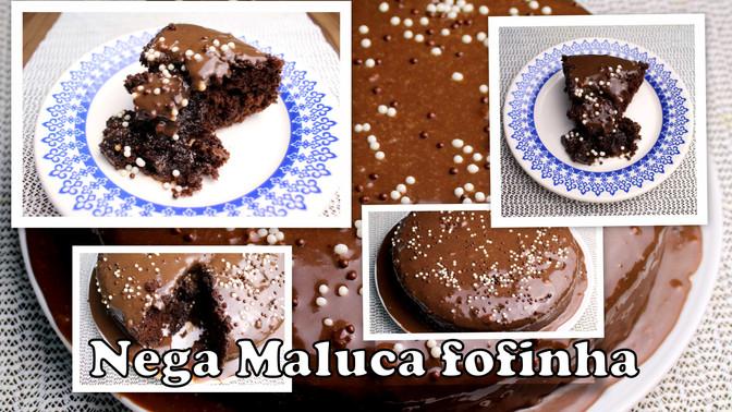Nega Maluca Fofinha e Cremosa