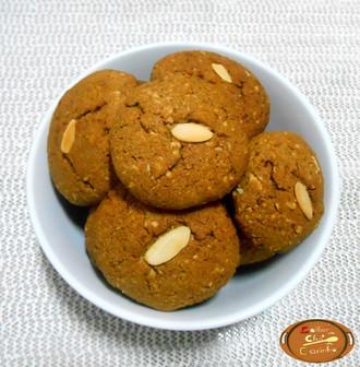 Biscoito Integral de Amêndoas