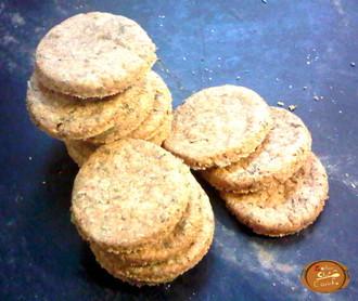 Crackers de Orégano