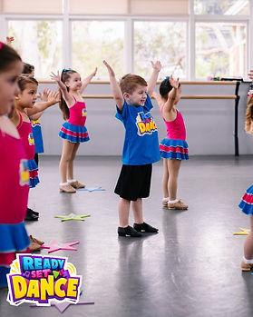 pre-school dance Canberra