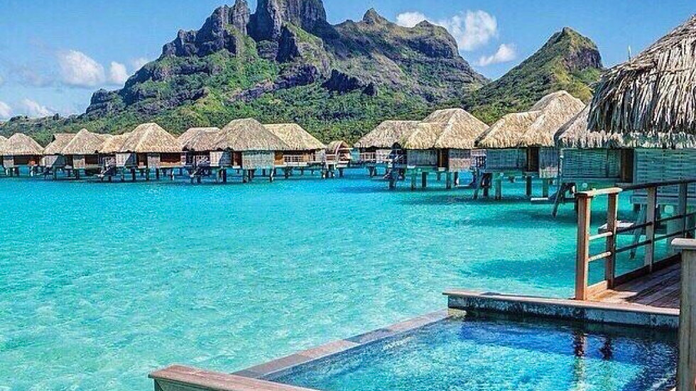 VIP Besties Bora Bora - Pay in Full