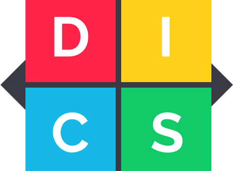 D, I, S, C - what do these 4 alphabets mean?
