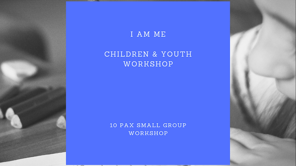 I AM ME - Children and Youth Workshop