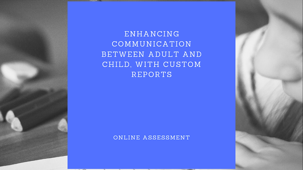 Enhancing Communication between Adult and Child