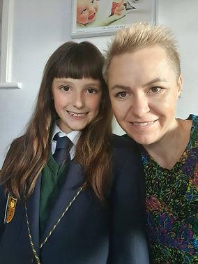 Kate and Enya