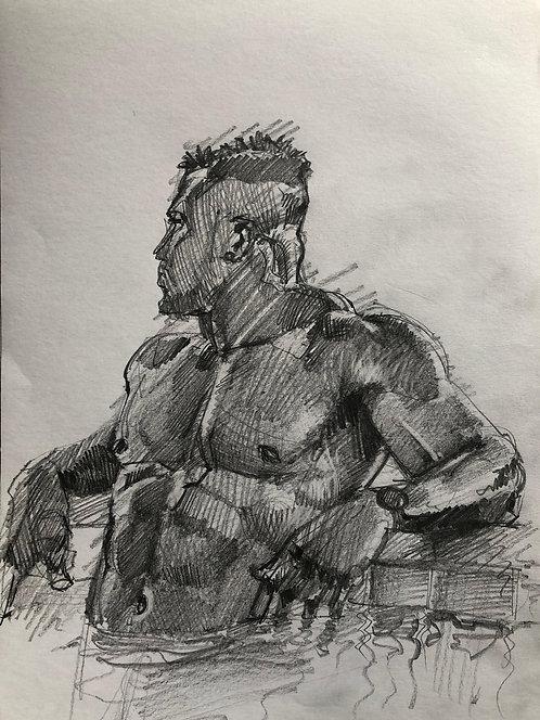 Francis Ngannou - Original