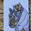 Thumbnail: Tigre en gilet - Original
